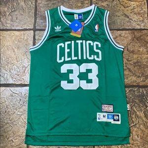 Larry Bird - Celtics Throwback Jersey